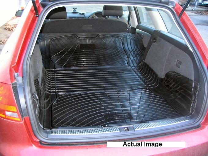 Complexion Automotive Boot Liner Mat Pair Audi A4 Avant