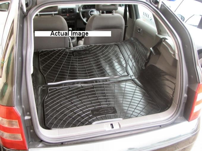 Complexion Automotive Boot Liner Mat Pair Audi A2 Load
