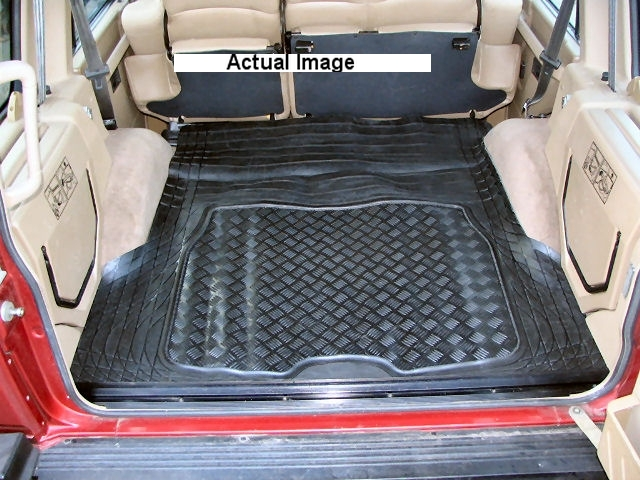 Complexion Automotive Boot Liner Mat Land Rover Discovery