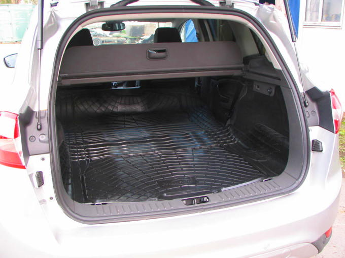 Image Result For Ford Kuga Boot Liner
